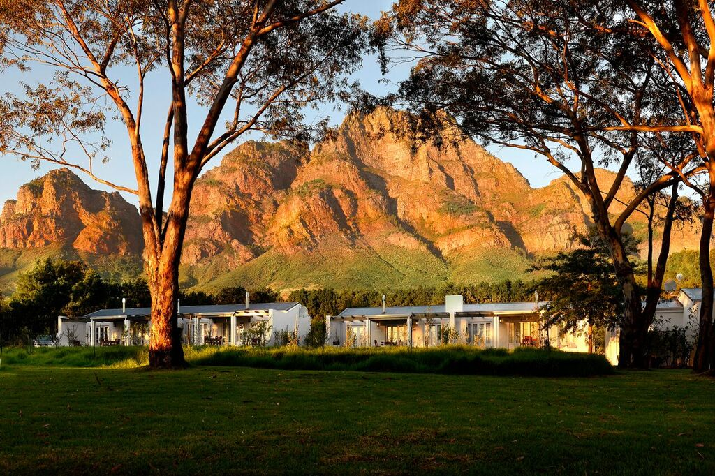 Boschendal's New Tented Camp to Open in Cape Wineland Early 2020