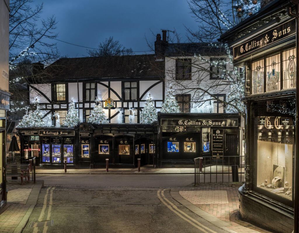 Ten Great Reasons to Visit Royal Tunbridge Wells this Christmas 8