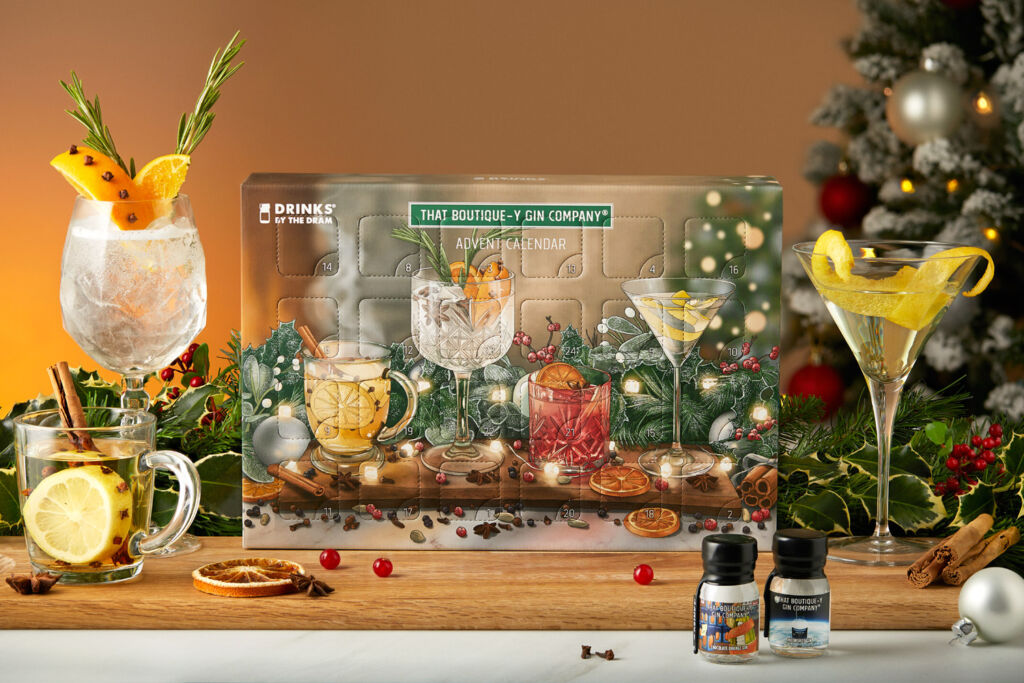 It's Official - Brits Love Their Boozy Advent Calendars Survey Reveals