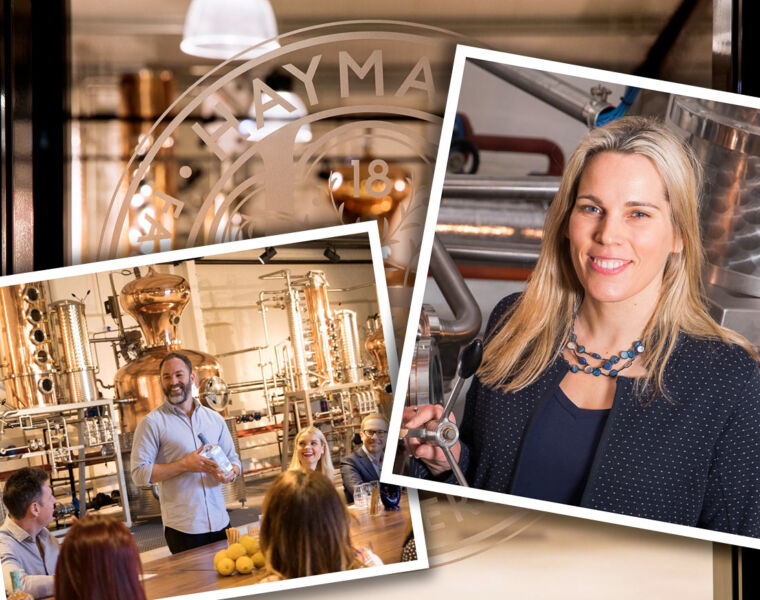 Luxurious Magazine Interview With Miranda Hayman, Co-Owner Of Hayman's Gin 4