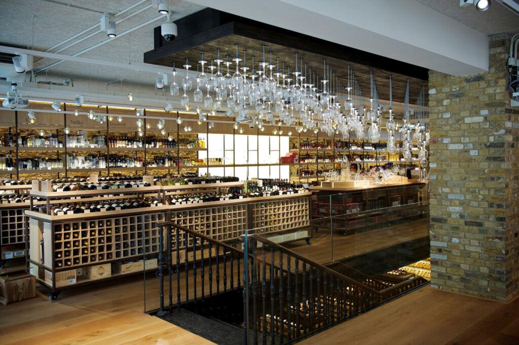 Hedonism Wines stock London