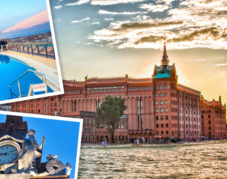 Hilton Molino Stucky Nominated for World's Leading Conference Hotel 2019 25