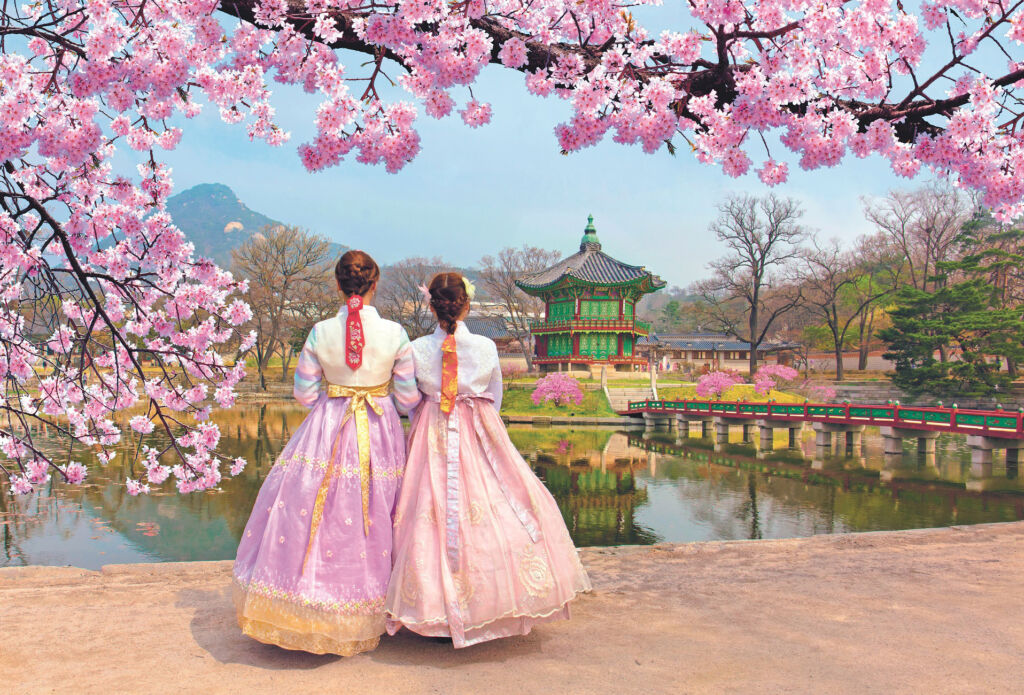 UK's First Five-star Luxury Escorted Tours in South Korea with Scenic 1
