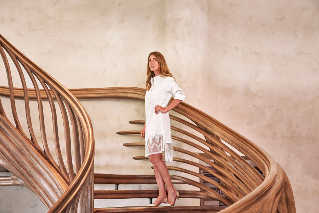Luxurious Magazine Interview With Tatiana Fokina, CEO Of Hide And Hedonism Wines