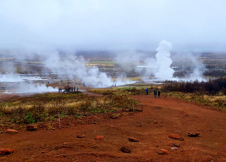 The Geysir Geothermal Field