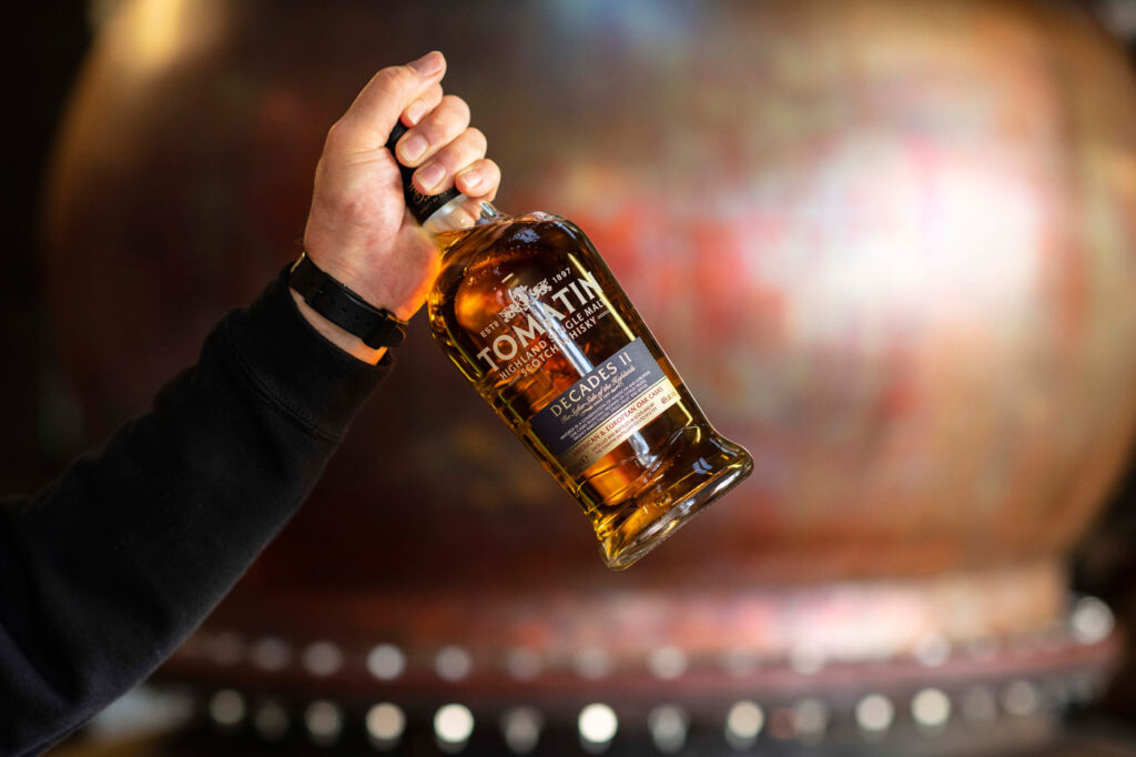 Tomatin Rolls Out Decades II Whisky In Tribute To Distillery Staff 2
