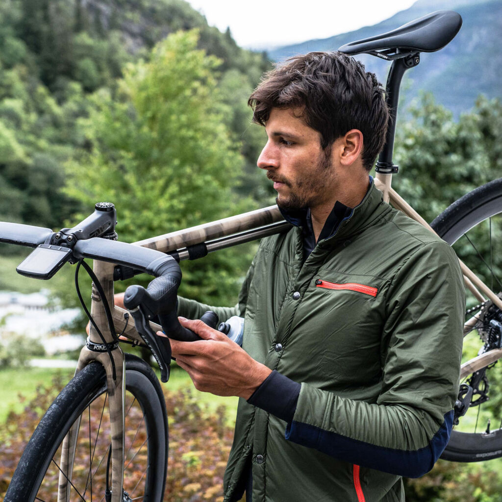 Velocio's Recon Snap Jacket