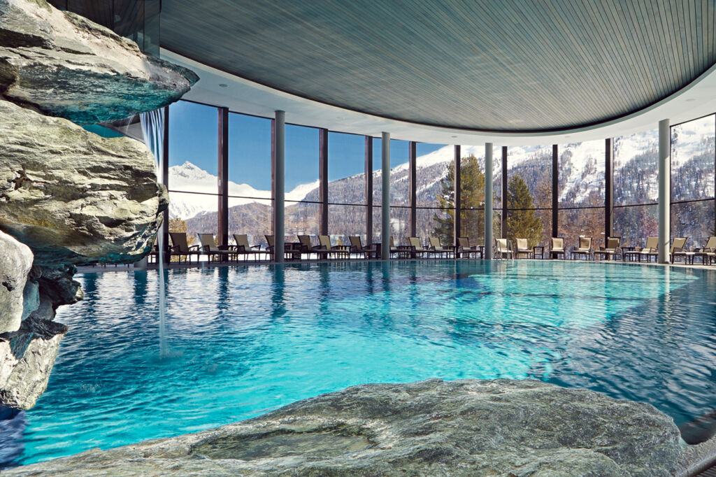 Going All Eco At Badrutt's Palace Hotel In St. Moritz 5