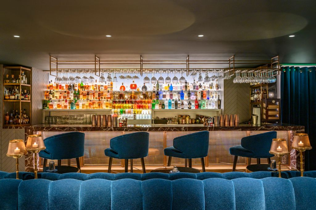 A Passport To The World Of Cocktails At Sofitel London St James 10