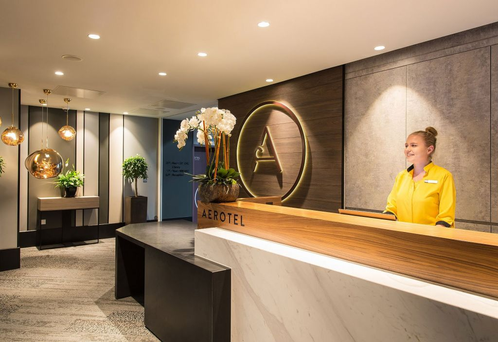 The Luxury Of Sleep And Rest: Aerotel Opens Its Doors At LHR T3