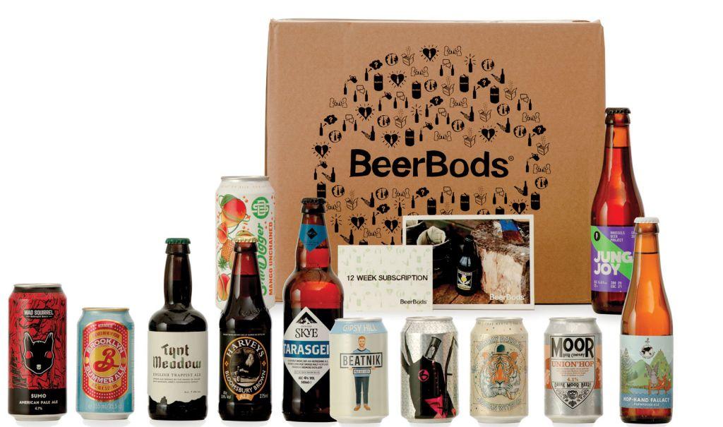 BeerBods 12 weeks Gift Subscription