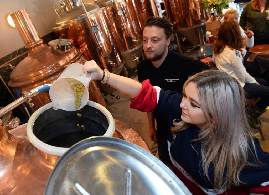Brewhouse & Kitchen All-Set for the UK Craft Beer Industry Evolution 4