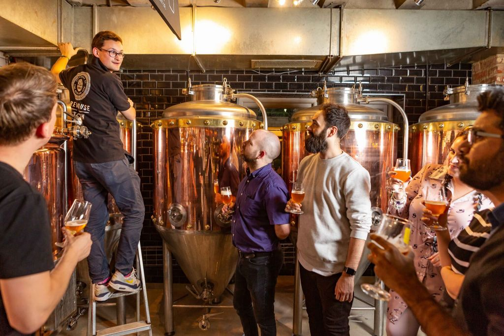 Brewhouse & Kitchen All-Set for the Craft Beer Industry Evolution