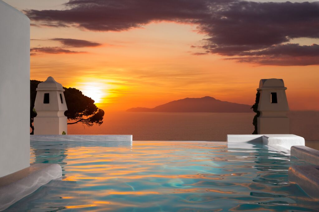 Capri Palace in Italy Joins the Jumeirah Group