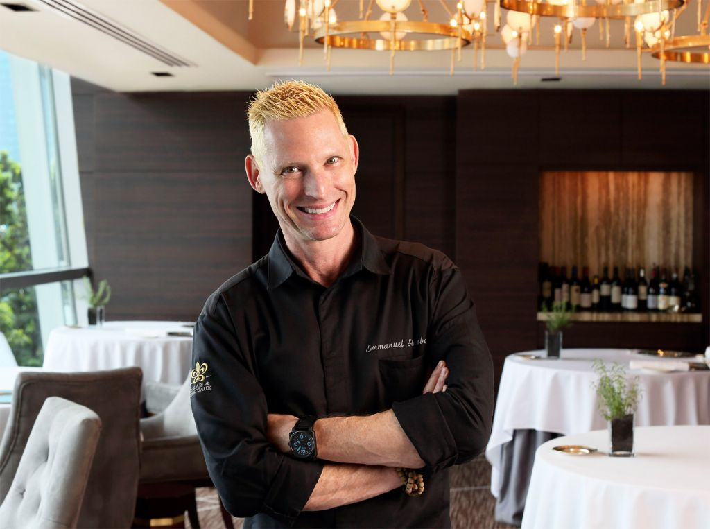 Chef Emmanuel Stroobant Saint Pierre Kuala Lumpur