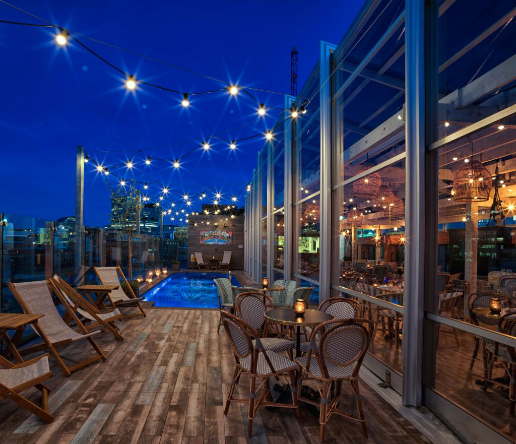 Watch Festive Flicks Under The Stars At The Curtain Rooftop Cinema 4