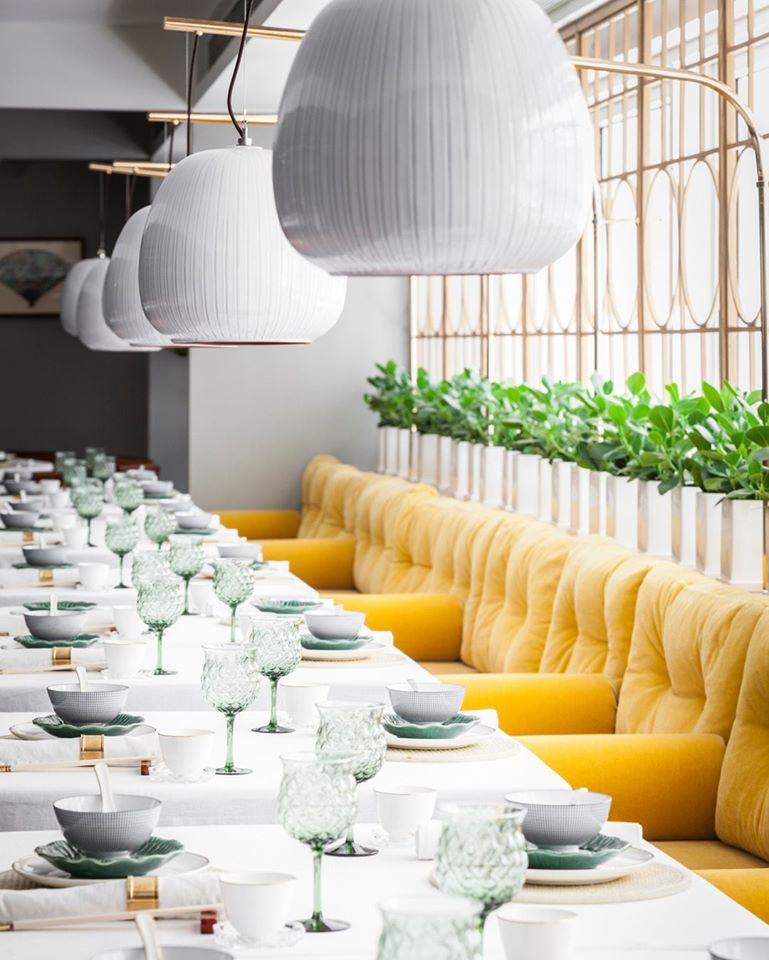 Duddell's restaurant Hong Kong