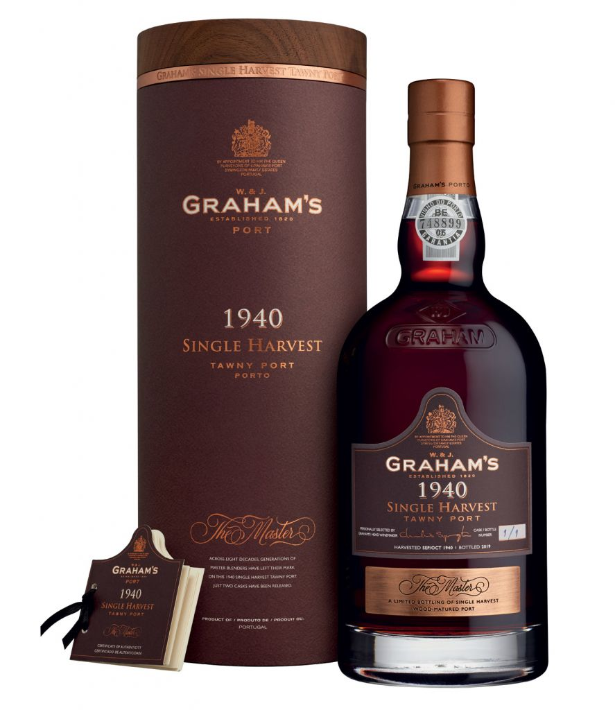 Graham's 1940 Single Harvest