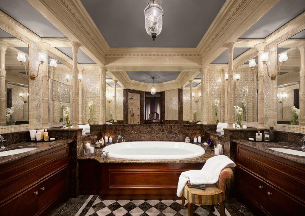 Hotel Metropole Monte-Carlo's Penthouse Suite Reveals Its Luxurious Redesign 2