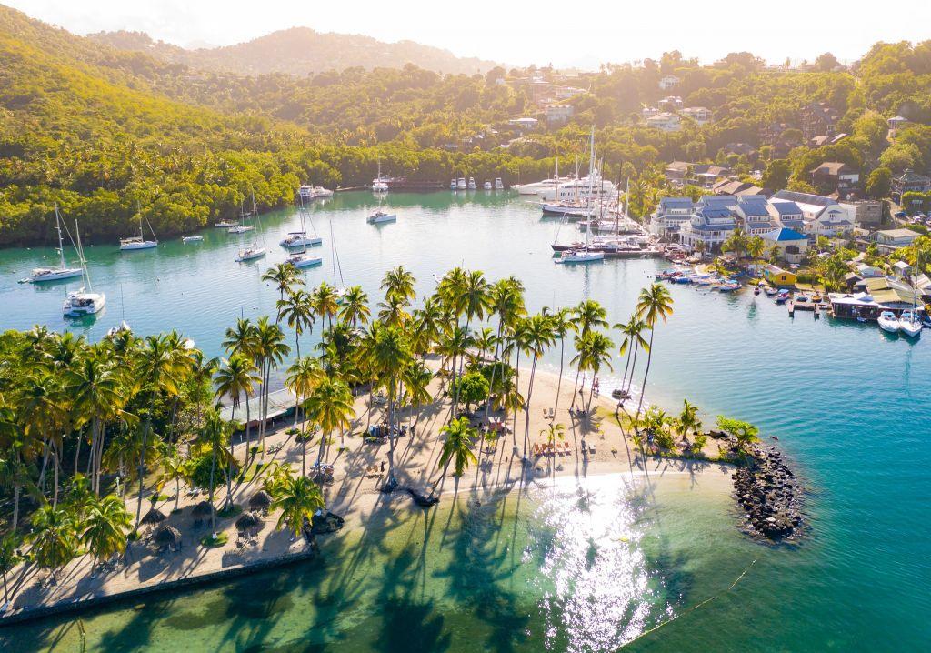 Marigot Bay Resort, Spa and Marina Partners with Irish brand, VOYA 2