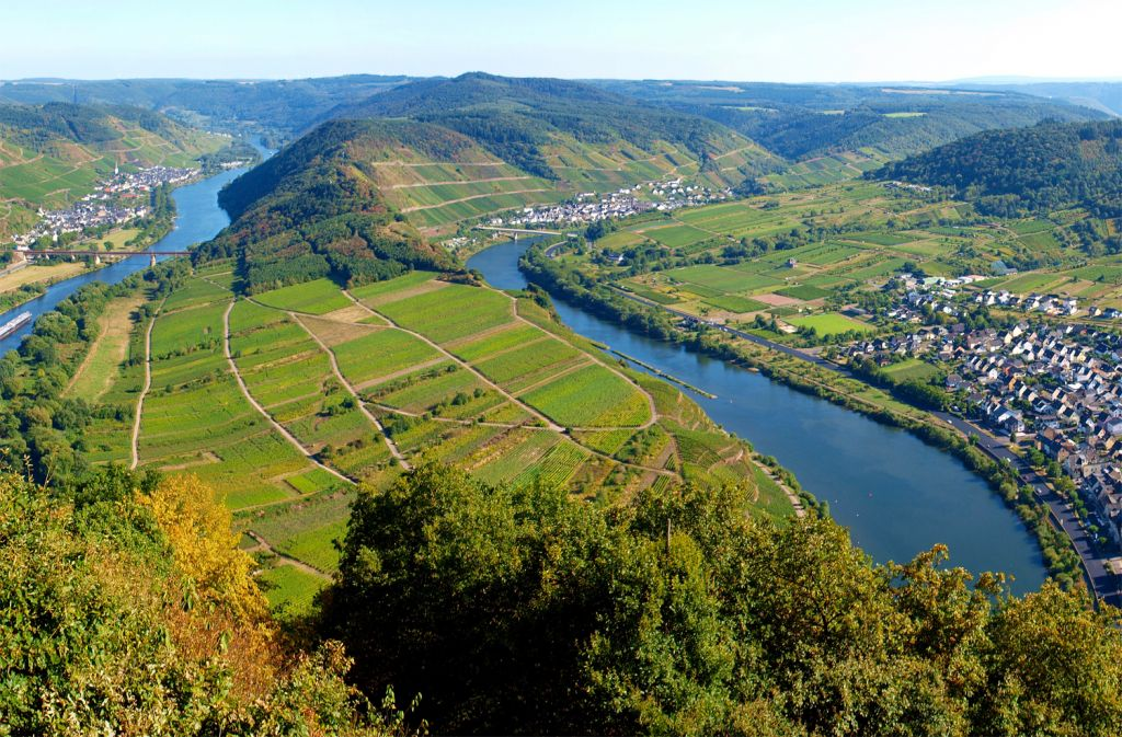 Moselle Valleys by Rail