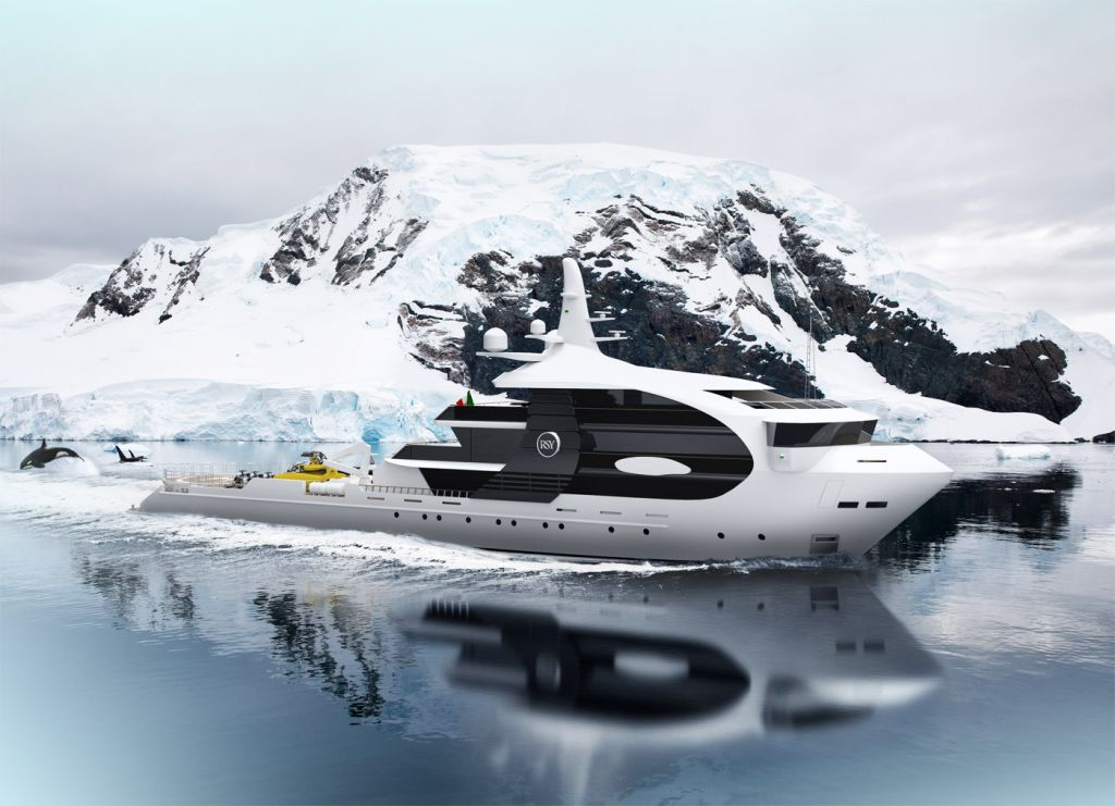 "Rosetti's 65m Explorer Project ""Orca"""