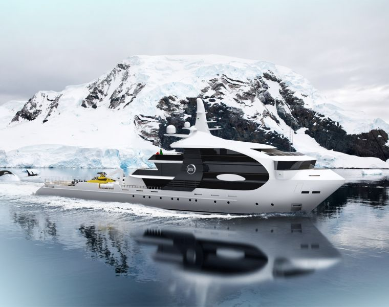 "Rosetti's 65m Explorer Project ""Orca"""