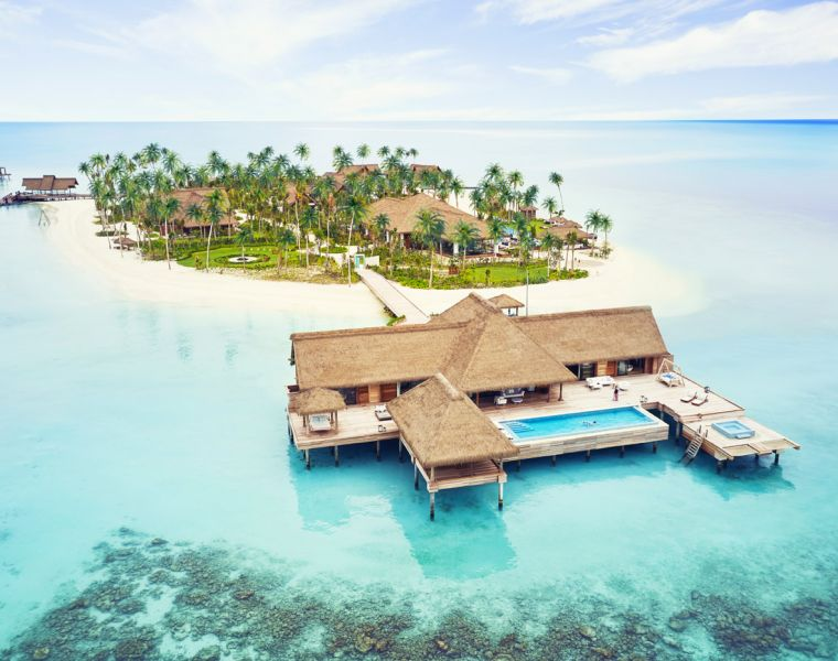 Waldorf Astoria Maldives Ithaafushi Spa Is The Perfect Winter Wellness Escape