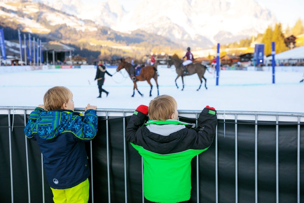 18th Bendura Bank Snow Polo World Cup Kitzbühel 2020 Day Two