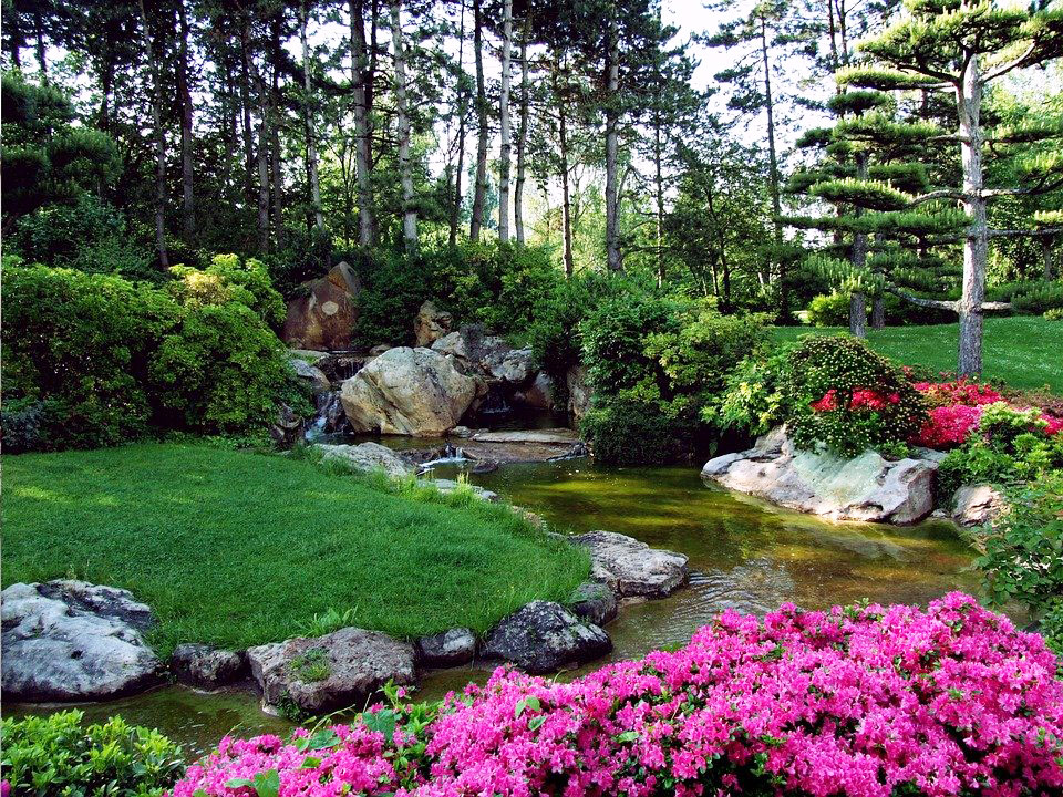 The Benefits Of Ancient Japanese Gardening Practices