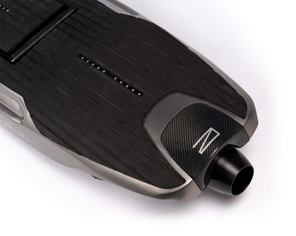 The RÄVIK S provides superior acceleration and power and is incredibly responsive