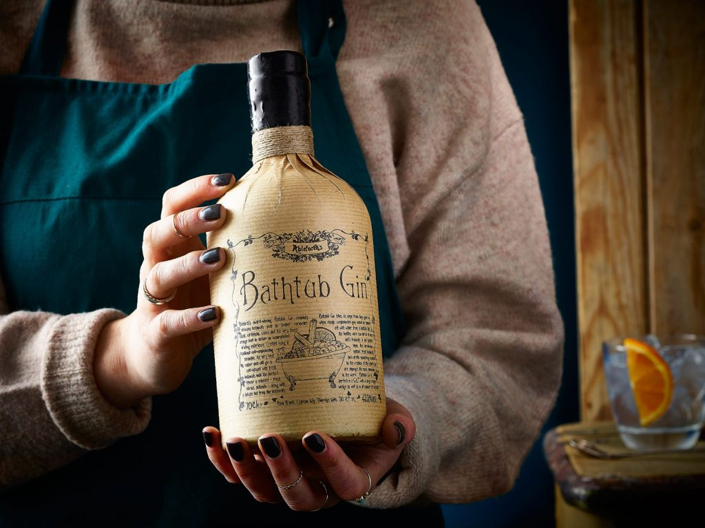Bathtub Gin Cleans Up at the Drinks Industry 'Oscars'