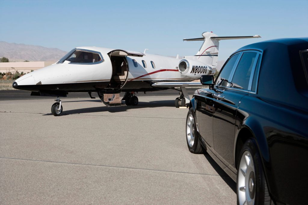 Bitlux Private Jet company accepting Cryptocurrency payments