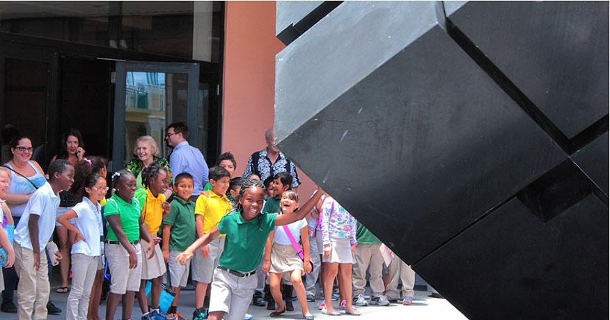 Boca Raton Museum of Art Announces $1 Million Donation for New Education Fund 4