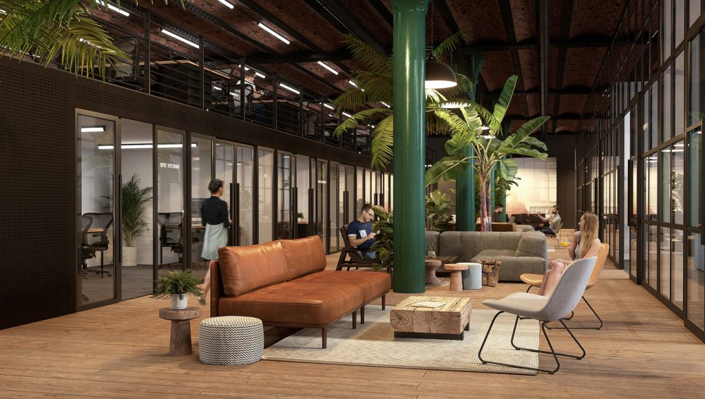 Manchester's Bonded Warehouse Opens its Doors to Ambitious Entrepreneurs