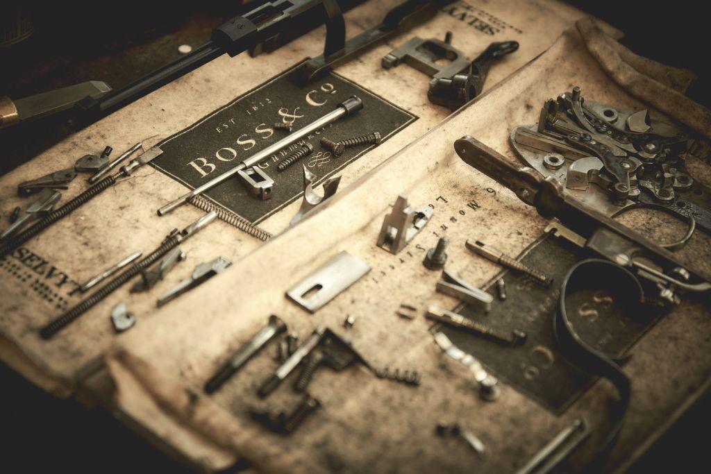 Boss & Co Gunmakers established in 1812