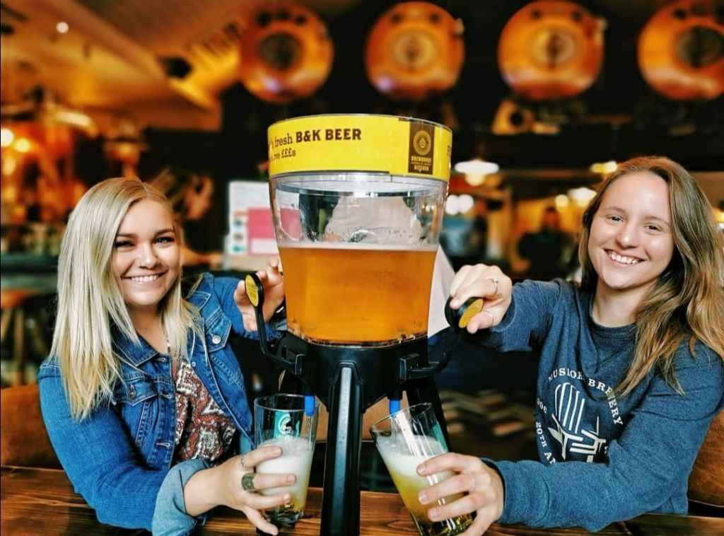 Brewhouse and Kitchen sales increase by 7% over Christmas 2019