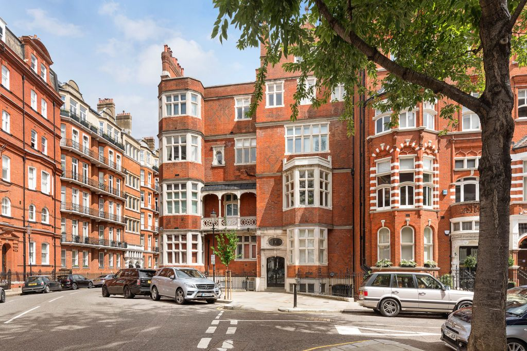 A Hat Trick at Cadogan Gardens Chelsea for Luxury Developer One Point Six