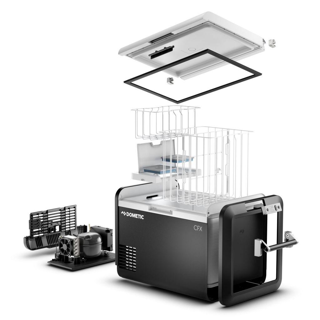 Dometic CFX3 Cooler is designed in Sweden