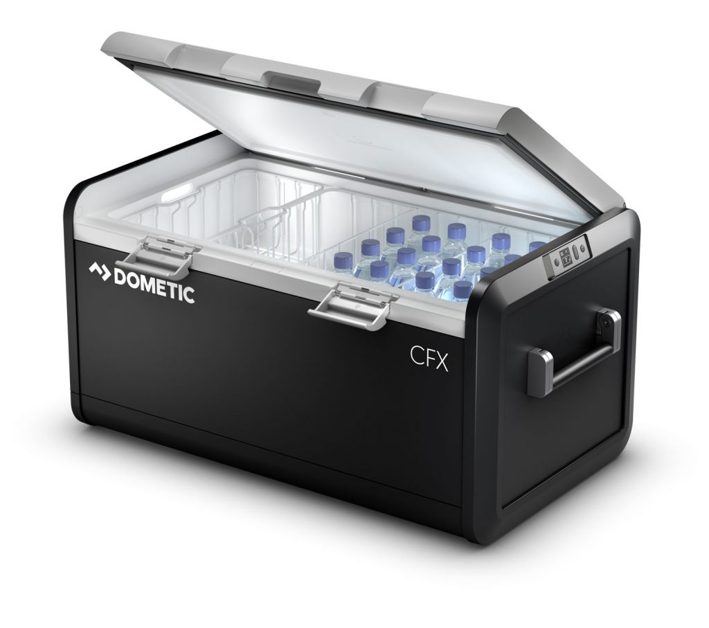 Dometic CFX3 Cooler is ideal for storing fruit and vegetables