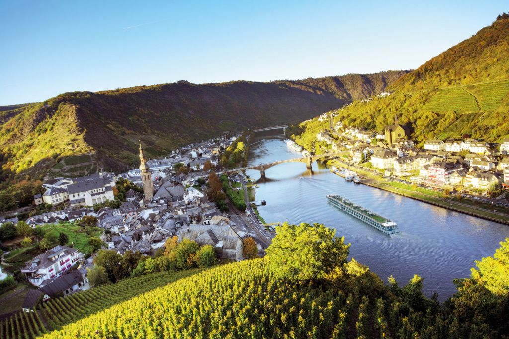 Emerald Waterways 8-Day Legendary Rhine and Moselle