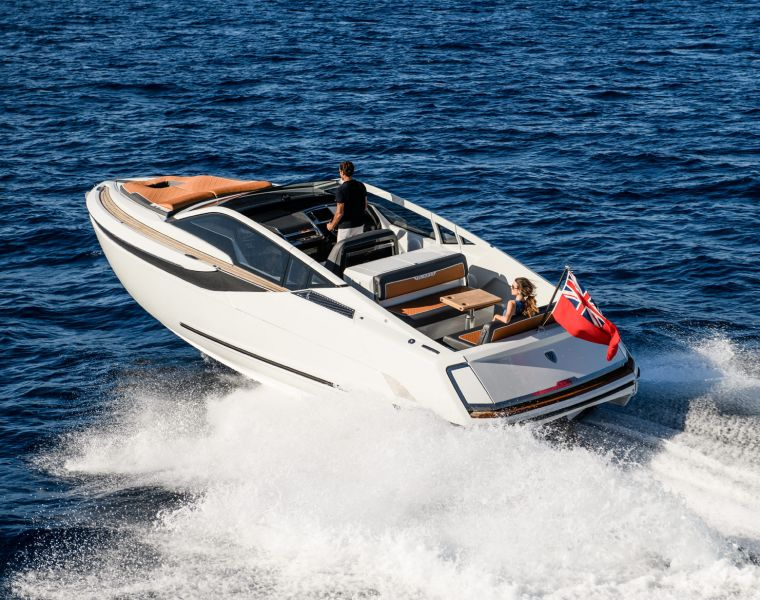 Fairline Yachts to Host US Debut of F//Line at Miami Boat Show 6