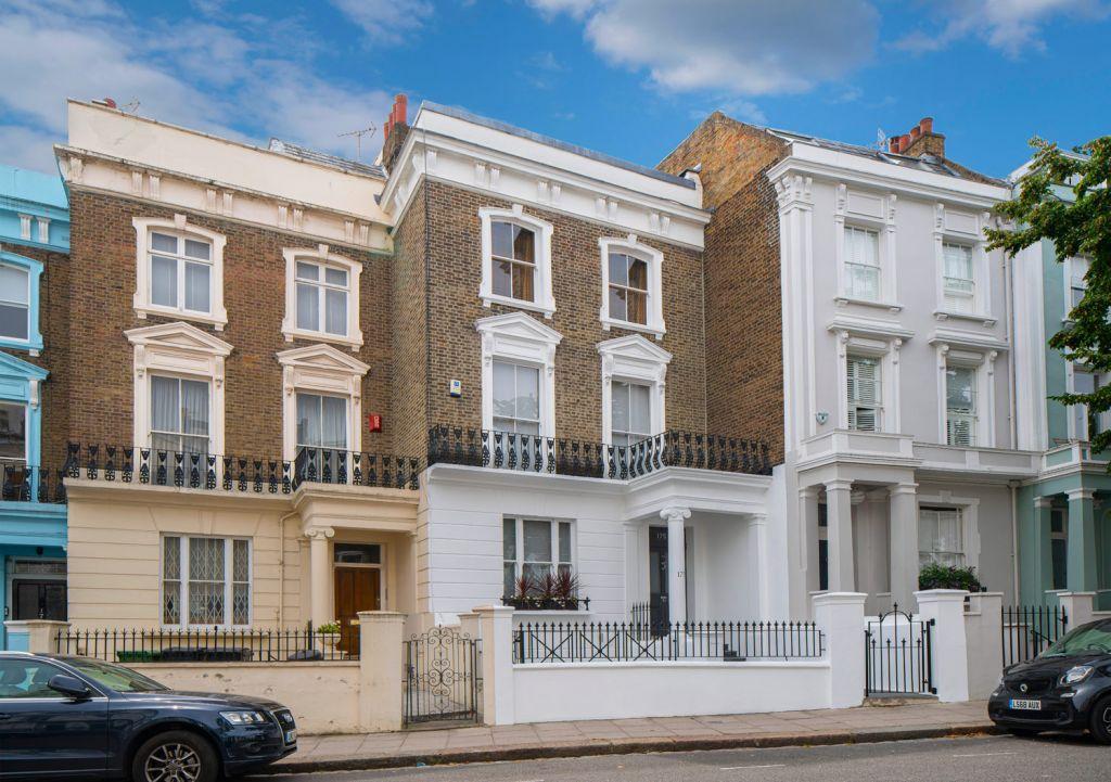 Gloucester Avenue Primrose Hill London Property