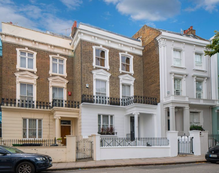 Gloucester Avenue Primrose Hill London Property