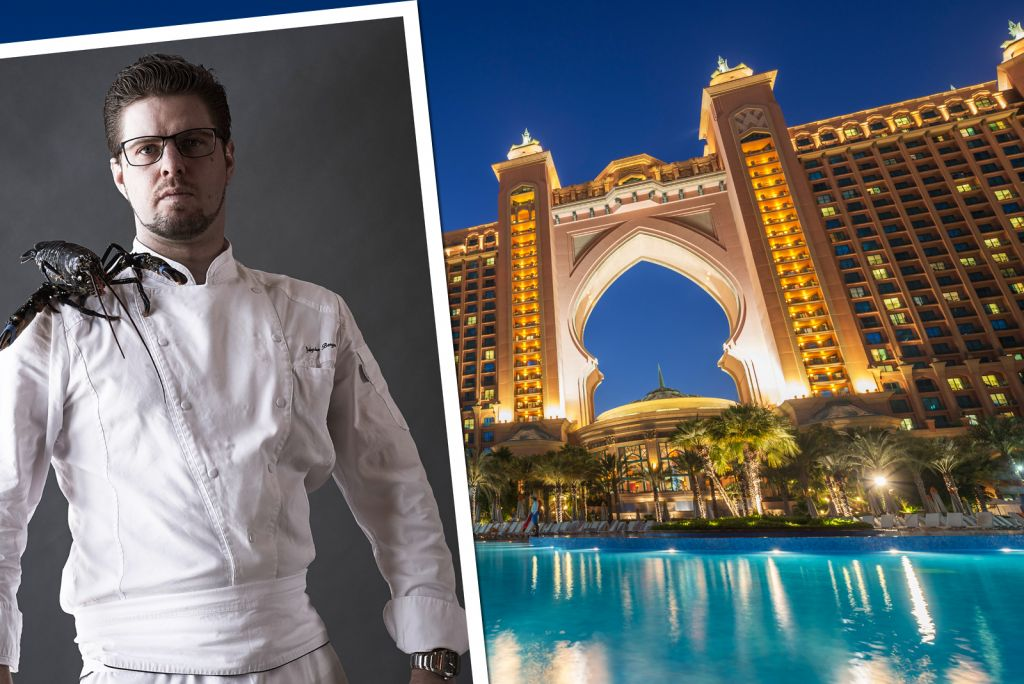 Interview With Grégoire Berger, Chef De Cuisine For Ossiano