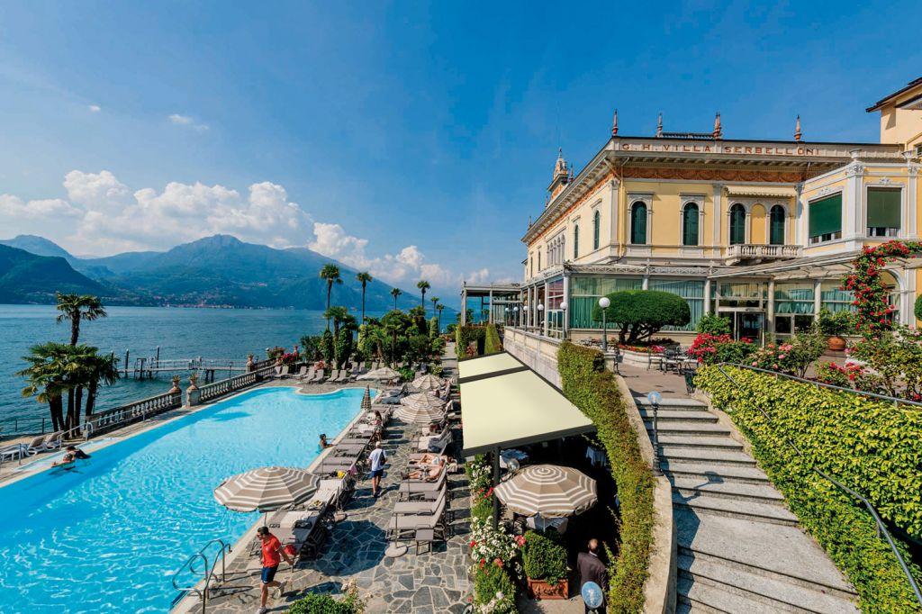 Experiencing La Dolce Vita at the Grand Hotel Villa Serbelloni