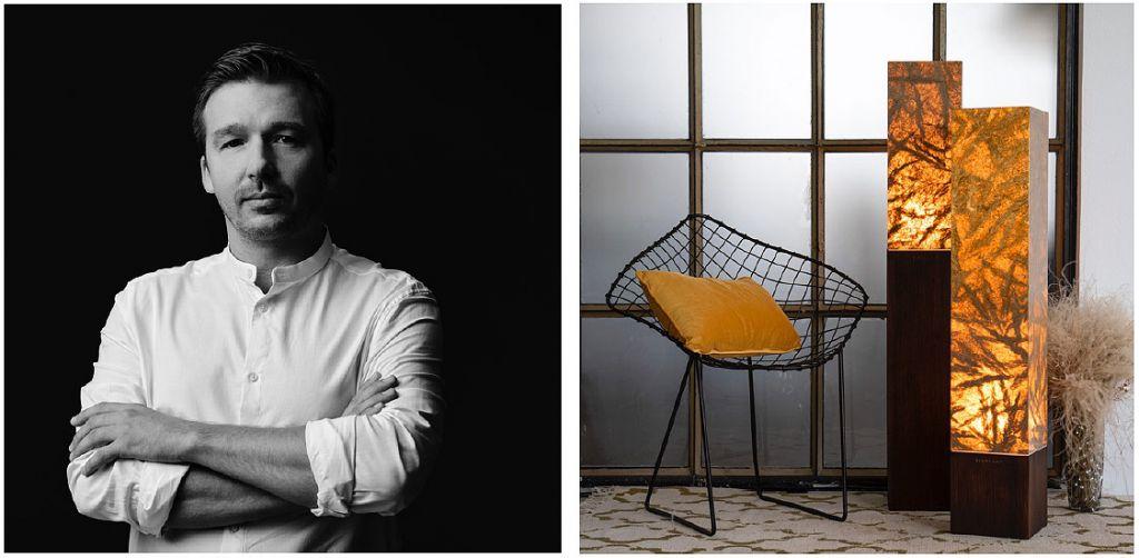 Hungarian Designer Barnabás Szakács