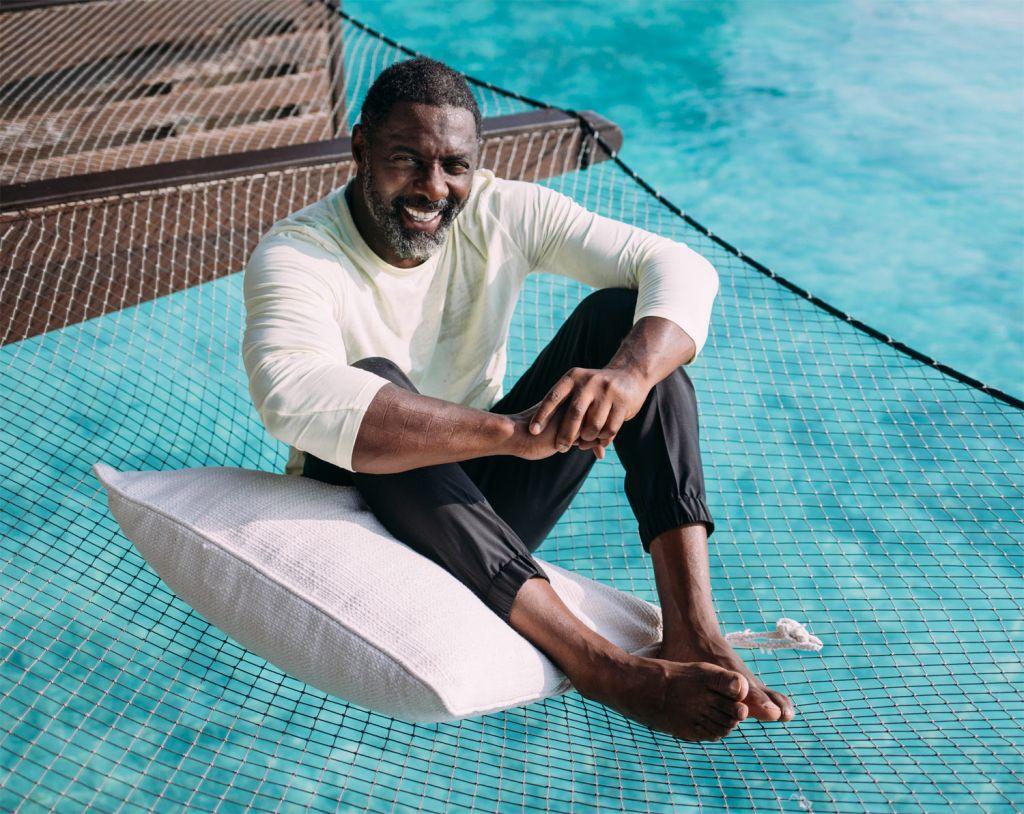 Idris Elba at One&Only Reethi Rah