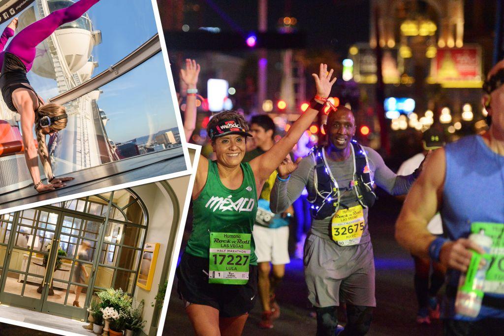Las Vegas Rock n Roll Marathon 2019