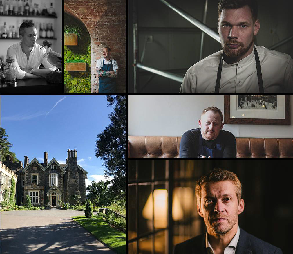 Forest Side Welcomes line-up of Michelin-Starred Chefs for Feasting February